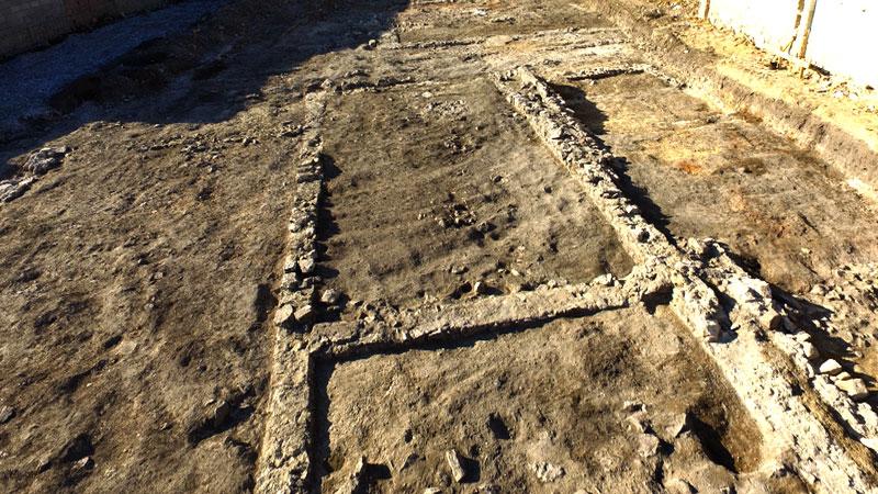 Reste römischer Siedlung in Müllendorf entdeckt