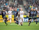 SK Puntigamer Sturm Graz gegen FK Austria Wien in Graz