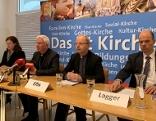 Präsentation der Ergebnisse der Visitation von Erzbischof Franz Lackner