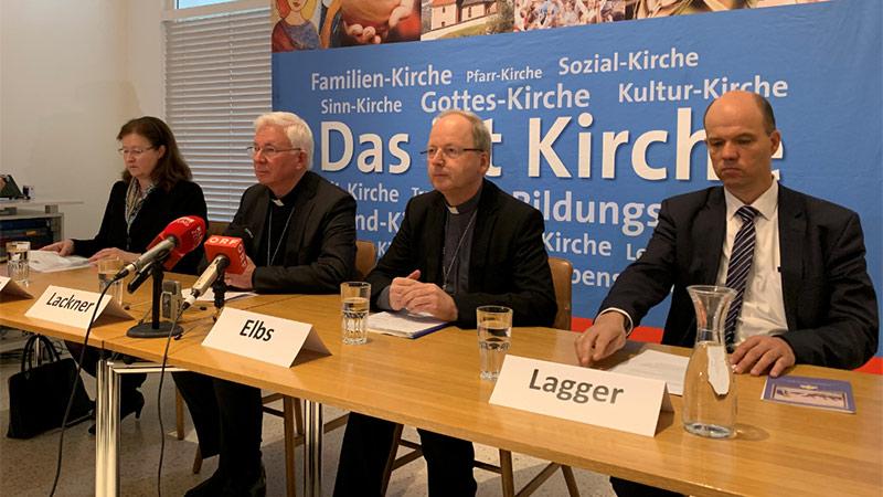 Salzburg Bericht Visitation Lackner