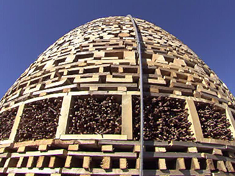 Holz-Osterei