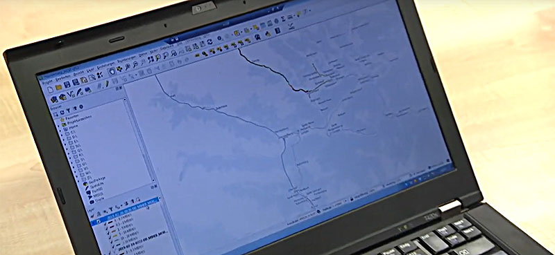 Karte über Mobilfunkverbindung im Land soll erstellt werden