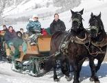 Kutschenfahrt beim Steinmannbauer in Hüttschlag