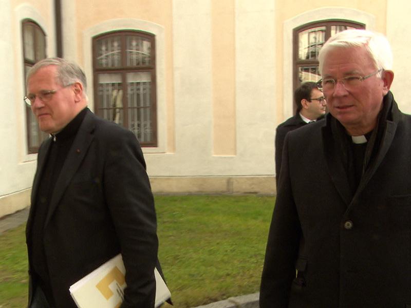diözese Visitation Bericht fertig
