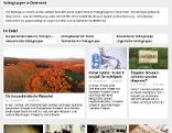 """Screenshot Videoarchiv """"Volksgruppen in Österreich"""""""