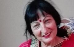 Margret Frauenhuber in Nepal