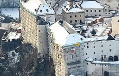 Festung Hohensalzburg Burg Festungsberg Altstadt