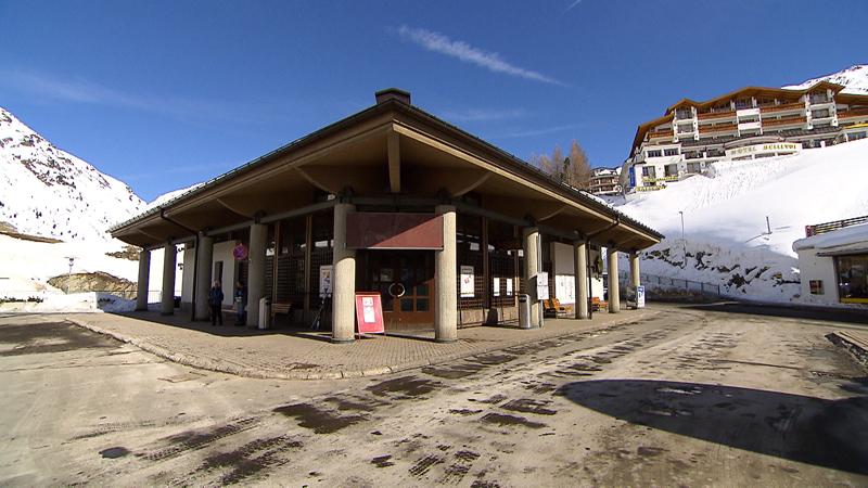 Veranstaltungszentrum alt Obergurgl Piccardsaal