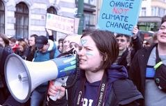 stávka pro klima