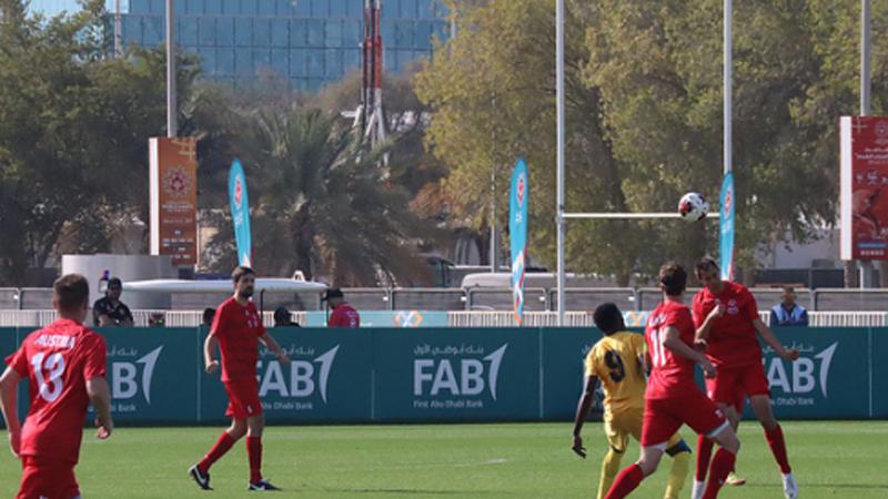 Special Olympics u Abu Dhabiju