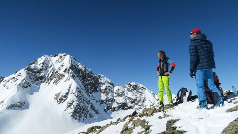 Skitour Hoher Riffler