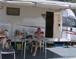 Symbolbilder Camping