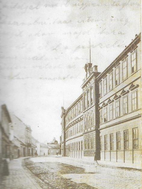 sopron tiszti leánynevelő intézet