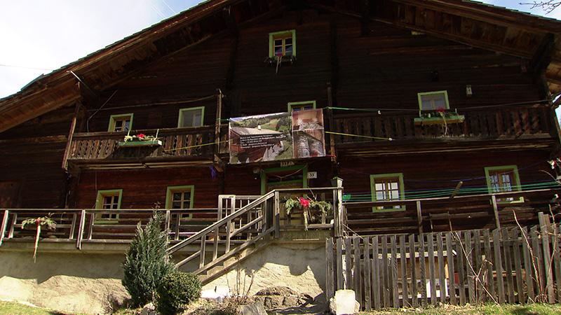 Denkmalschutz Familie Mölltal Radon