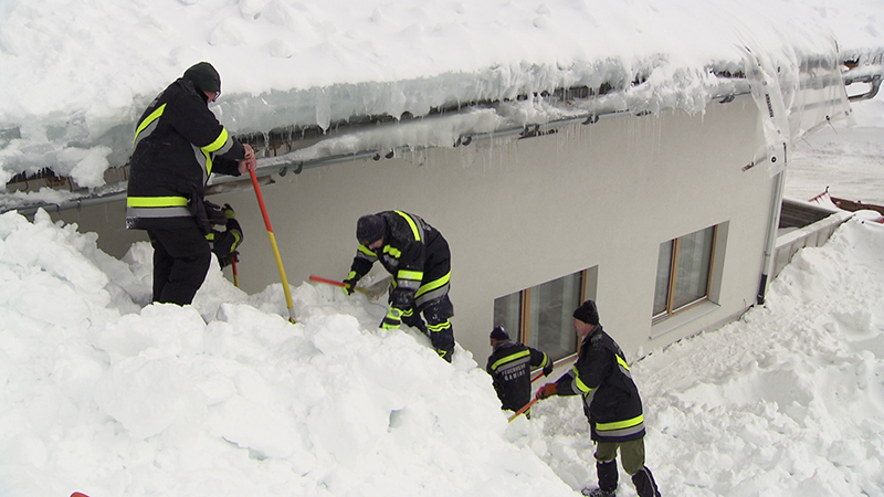23.03.19 Dankesfeier für Helfer vom Einsatz im Jänner Hochkar