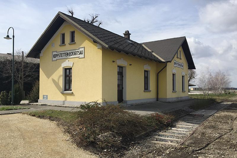 Bahnhof Kopfstetten