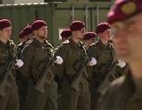 Soldaten Kosovo Kärnten Verabschiedung