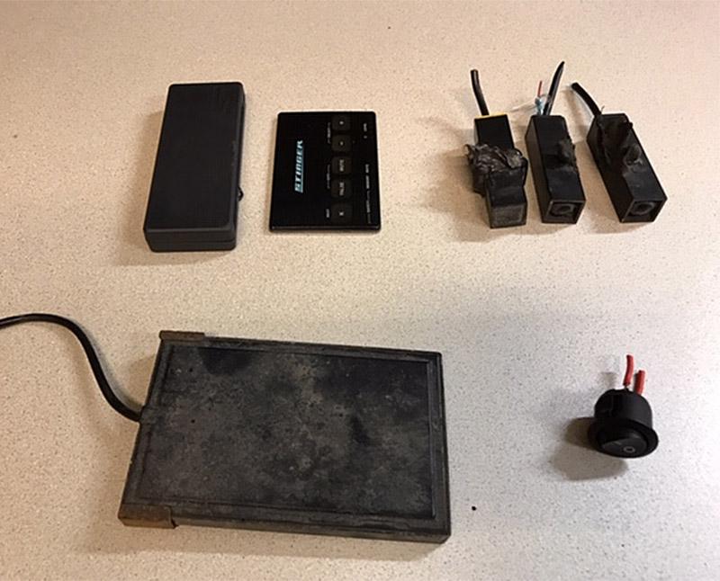 Laserblocker Lasergerät Polizei