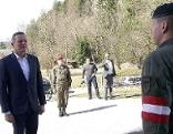 Verteidungsminister Mario Kunasek FPÖ in Kärnten