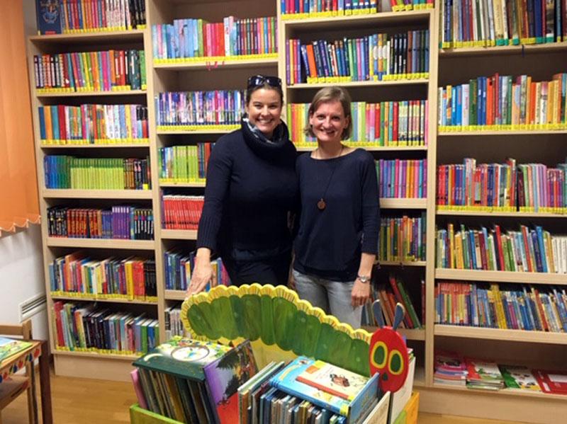 Martina Gautsch und Conny Deutsch