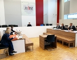 Verhandlung von VW-Sammelklage im Landesgericht Eisenstadt
