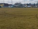 Fußballplatz Rothenthurn Rowdy Auto