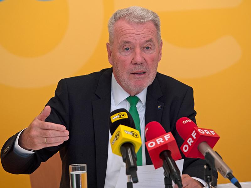 ÖVP Klubklausur Schneeberger