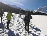 Schneeschuhwandern in den Hohen Tauern