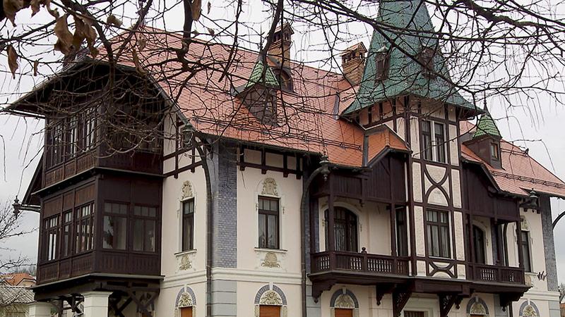 SSC Oberlaibach Kafferöstere Technisches Museum Gebäude