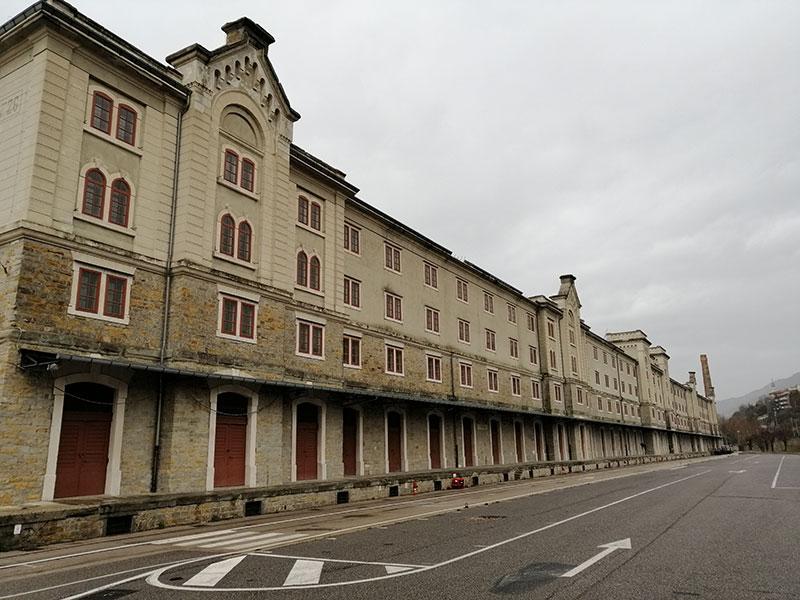 Porto Vecchio Alter Hafen Triest