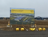 Neues Post-Logistikzentrum Steiermark
