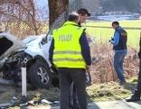 Tödlicher Verkehrsunfall Treffen Pensionistin getötet