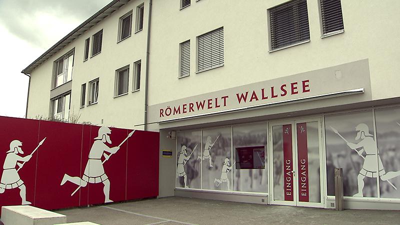 Kulturerbe Römerwelt Wallsee