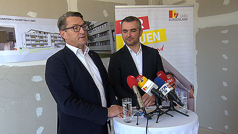 Alfred Kollar OSG, Heinrich Dorner SPÖ