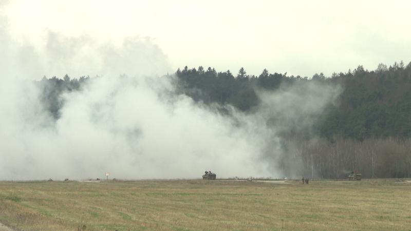 Landtagsabgeordnete besuchen Truppenübungsplatz Allentsteig