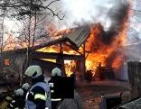 Garagenbrand Bad Ischl