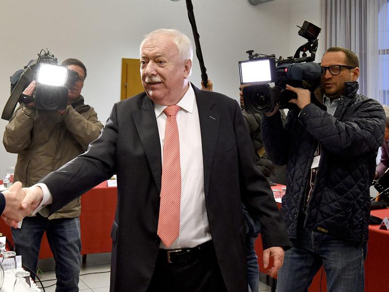 Altbürgermeister Häupl vor Untersuchungskommission KH Nord