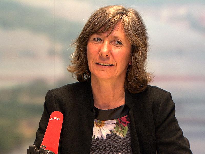 Grüne Vizebürgermeisterin Birgit Hebein
