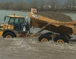 Hochwasserschutz Kuchl