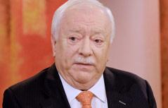 Der Wiener Altbürgermeister Michael Häupl