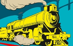 Die transviertlirische Eisenbahn. Kinder ― Kunst ― Musik