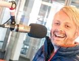 Ross Antony im ORF Radiostudio