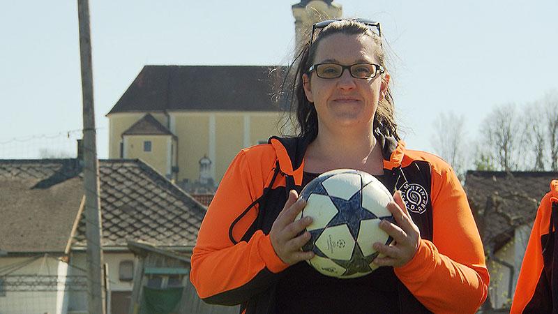 Sport im Ort Fußball: Julia Niederer