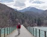 SSC  Leeb Wandern Lago di Verzegnis