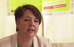 EU volitve zeleni TK Olga Voglauer