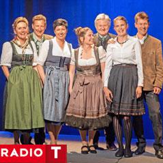 Team der Volksmusik