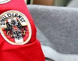 Zivildiener des Roten Kreuzes