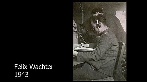 Buchpräsentation Wachter