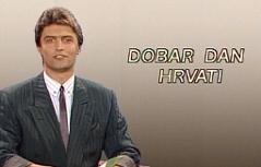 Prva tv-emisija Dobar dan Hrvati pred 30 ljeti, Andrija Benčić