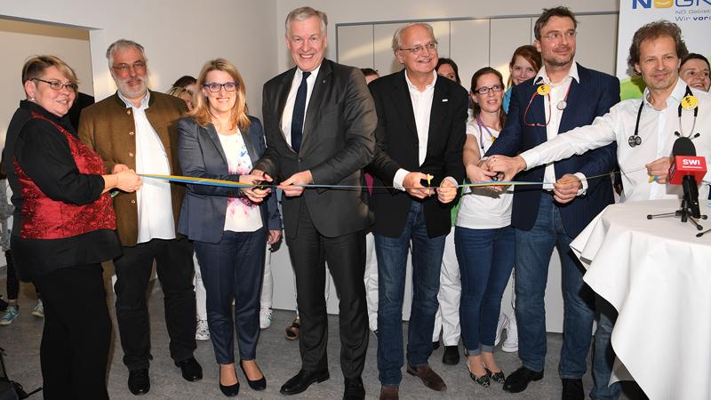 Gesundheitszentrum Schwechat Eröffnung